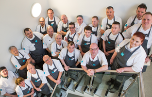Meet a Selection of the CJUK Elite Chef Brigade
