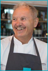 CJUK Chef smiling