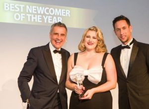 laura irp best newcomer