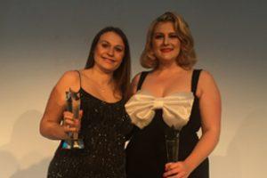 laura & susannah irp award winners