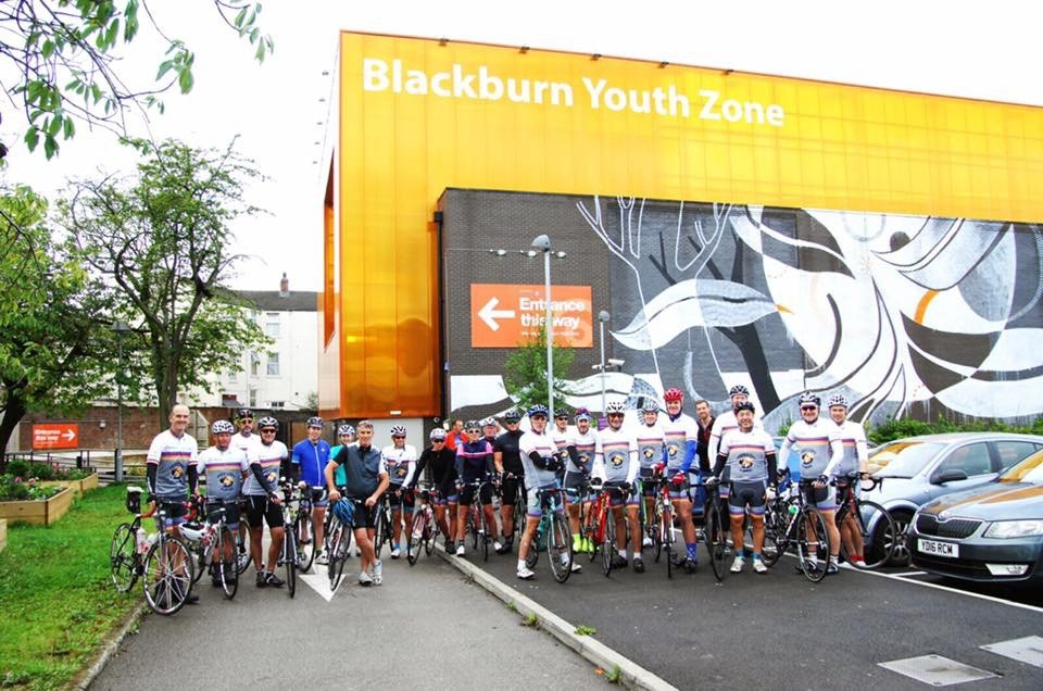 BYZ charity cycle
