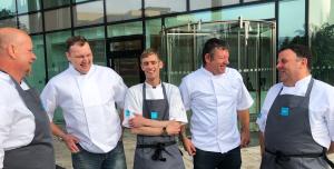 CJUK Chefs at Northern Social