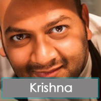 Krishna CJUK Chef