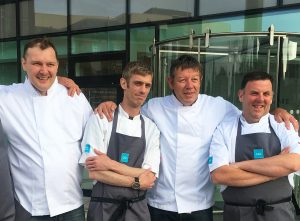 CJUK Chefs