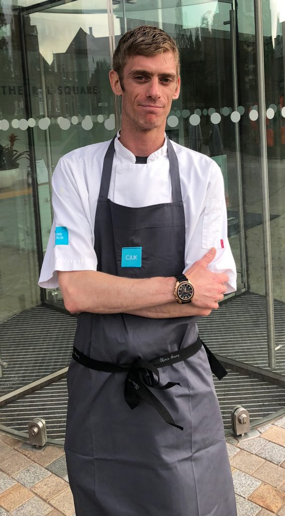 Christian CJUK Chef
