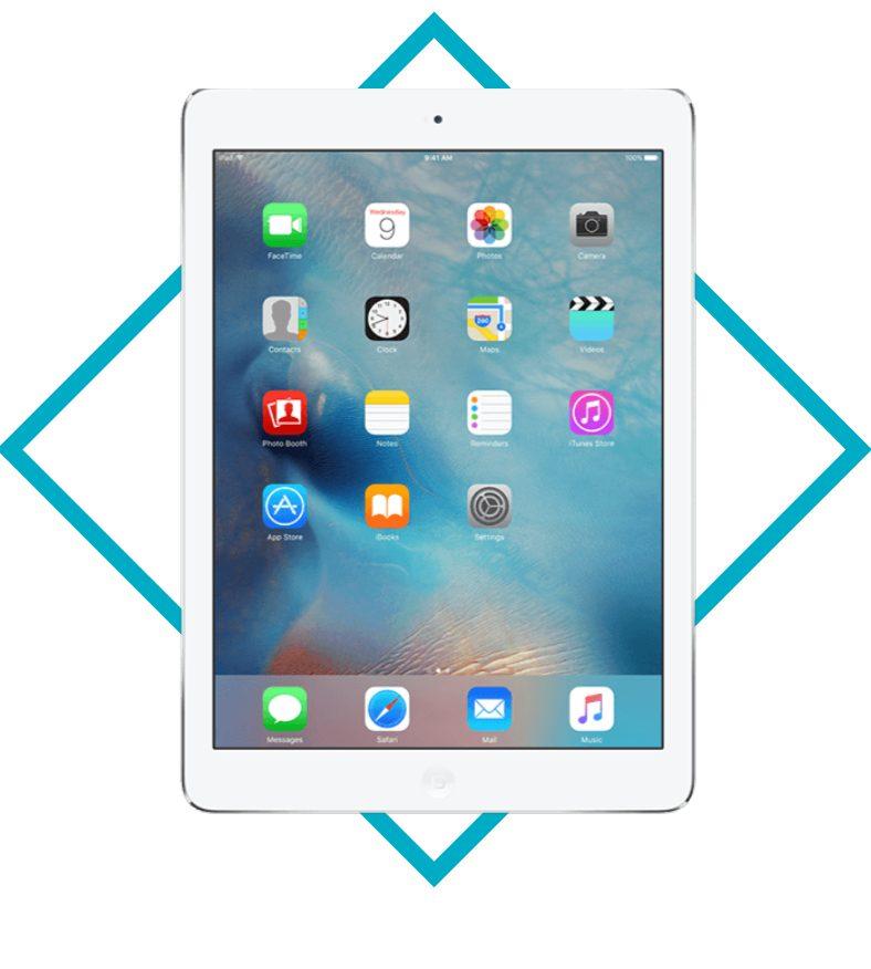 iPad referral