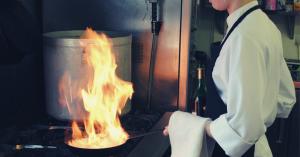 CJUK Chef Fire