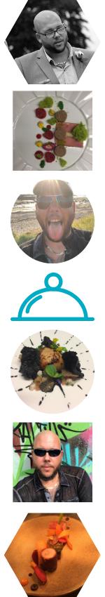 CJUK Chef Wayne Food