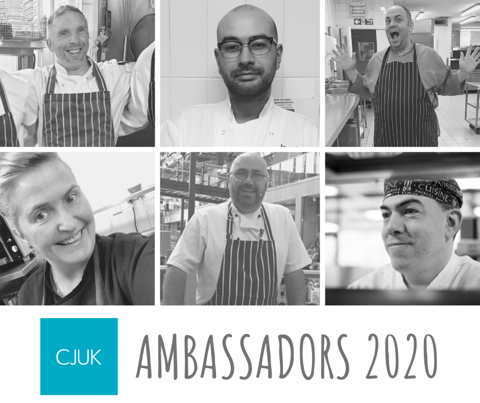 Meet a Selection of the CJUK Ambassadors
